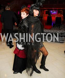Cat O'Dell.Ashley Bronczek, October 5,2012,The Washington Ballet  Dracula Soiree,Kyle Samperton