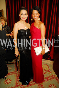 Indira Mehrtour,Natasha Watkins, October 5,2012,The Washington Ballet  Dracula Soiree,Kyle Samperton