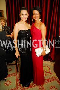 Indira Mehrtour,Natasha Watkins, October 5,2012,The Washington Ballet  Dracula Soiree,Kyle Samperton