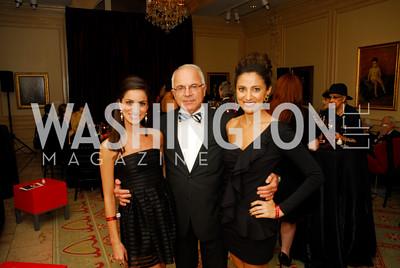 Ava Deylami,Ken Deylami,Nasim Deylami,October 5,2012,The Washington Ballet  Dracula Soiree,Kyle Samperton