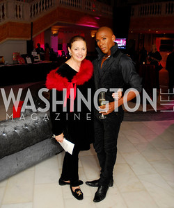 Lizette Coro,Aaron Jackson, October 5,2012,The Washington Ballet  Dracula Soiree,Kyle Samperton