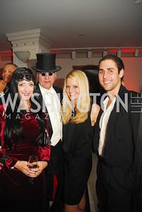 Jane Rosenthal,Dana Westring,Lindsay Sustarsic,Nick Cafritz,October 5,2012,The Washington Ballet  Dracula Soiree,Kyle Samperton