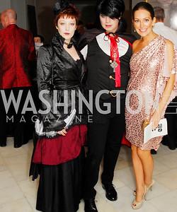 Cat O'Dell.Matt Bronczek,Sara Lange, October 5,2012,The Washington Ballet  Dracula Soiree,Kyle Samperton
