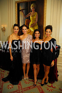 Indira Mehrtour,Sara Lange,  Ava Deylami, Nasim Deylami,October 5,2012,The Washington Ballet  Dracula Soiree,Kyle Samperton