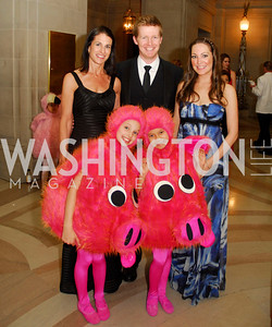 Stacey Miller,Chris Lange,Sara Lange,The Washington Ballet's Alice in Wonderland Ball,,April 26,2012,Kyle Samperton