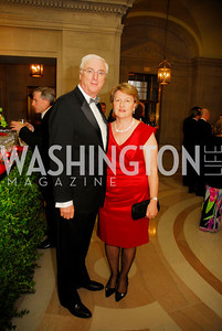 Amb.Michael Collins,Marie Collins,The Washington Ballet's Alice in Wonderland Ball,,April 26,2012,Kyle Samperton