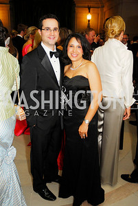 Dan Cuttica,Ritu Cuttica,The Washington Ballet's Alice in Wonderland Ball,,April 26,2012,Kyle Samperton