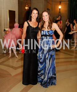 Stacey Miller,Sara Lange,The Washington Ballet's Alice in Wonderland Ball,,April 26,2012,Kyle Samperton