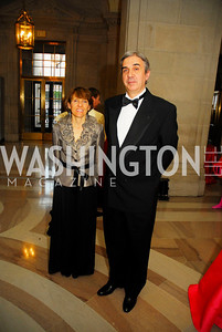 Rosa Batoreau,Amb.Nunu Brito,The Washington Ballet's Alice in Wonderland Ball,,April 26,2012,Kyle Samperton