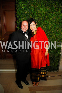 Darren Thomas,Nora Maccoby,The Washington Ballet's Alice in Wonderland Ball,,April 26,2012,Kyle Samperton