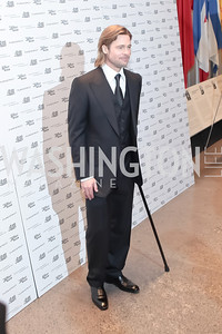 Brad Pitt. The Washington, D.C. Premiere of Angelina Jolie's In The Land of Blood And Honey. United States Holocaust Memorial Museum. January 10, 2012-2.JPG