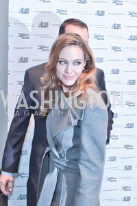 Angelina Jolie. The Washington, D.C. Premiere of Angelina Jolie's In The Land of Blood And Honey. United States Holocaust Memorial Museum. January 10, 2012. Photo by Alfredo Flores