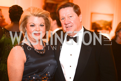 Sharon Casey, Jack Casey,  Washington Home & Community Hospices Gala, Friday November 16, 2012, Photo by Ben Droz.