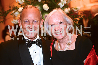 Craig Cobine, Donna Robinson,  Washington Home & Community Hospices Gala, Friday November 16, 2012, Photo by Ben Droz.