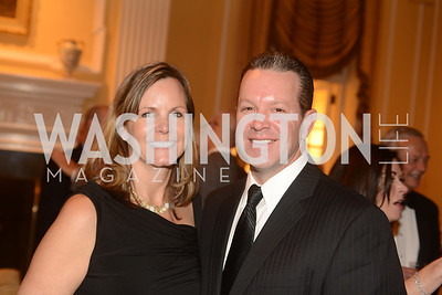 Michelle Anderson, Don Anderson, Washington Home & Community Hospices Gala, Friday November 16, 2012, Photo by Ben Droz.