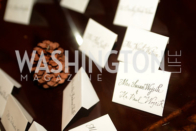 Washington Home & Community Hospices Gala, Friday November 16, 2012, Photo by Ben Droz.