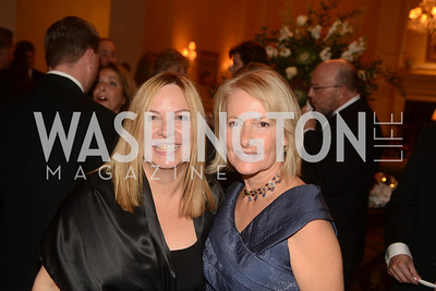 Janine Boyle, Mary Rustic, Washington Home & Community Hospices Gala, Friday November 16, 2012, Photo by Ben Droz.