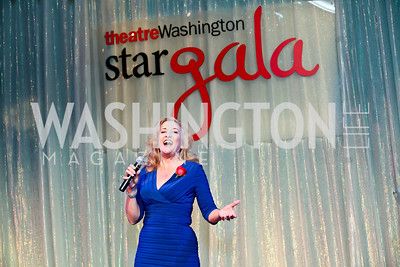 Donna Migliaccio. Photo by Tony Powell. theatreWashington Star Gala & Benefit Auction. Four Seasons. October 26, 2012