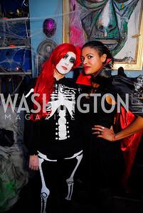 Margarieta  Noriega,Jessica HairistonOctober 5,2012,Theatres Des Vampires,Kyle Samperton
