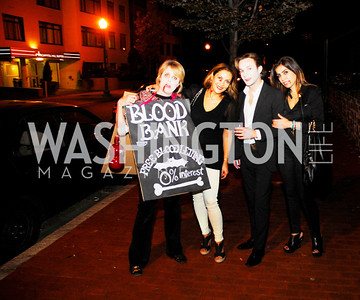 Gwen Donaldson,Mickey Farivar, Christphe Jouenne,Semra Tanrikulu,October 5,2012,Theatres Des Vampires,Kyle Samperton