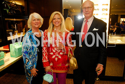 Susan Jones,Hope Jones,Terry Jones,,March 22,2012,Tiffany and Co. Rubedo Reception,Kyle Samperton
