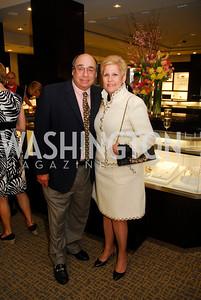 Paul Alper,Joanne Alper,March 22,2012,Tiffany and Co. Rubedo Reception,Kyle Samperton