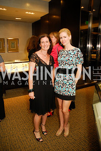 Diane Brown,Jamie Bowersox,March 22,2012,Tiffany and Co. Rubedo Reception,Kyle Samperton