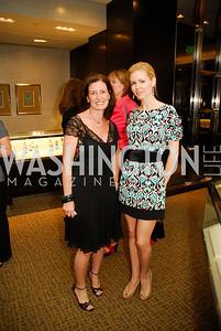 Diane Brown,Jamie Bowersox,March 22,2012,Tiffany and Co. Rubedo Reception,Kyle Samperton