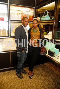 Ramon Queen,Nakia Durant,March 22,2012,Tiffany and Co. Rubedo Reception,Kyle Samperton