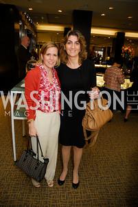Kathy Turley,Debbie Fox,March 22,2012,Tiffany and Co. Rubedo Reception,Kyle Samperton