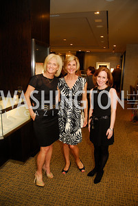 Carol Nicolai,Dale Kopenick,Susan Freimanis,March 22,2012,Tiffany and Co. Rubedo Reception,Kyle Samperton