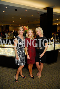 Dale Kopenick,Vicki Iseman,Carol Nicolai,March 22,2012,Tiffany and Co. Rubedo Reception,Kyle Samperton