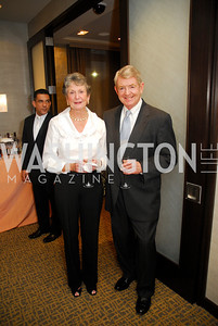 Carol Smith,Charlie Smith,March 22,2012,Tiffany and Co. Rubedo Reception,Kyle Samperton