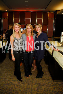 Anna McClintock,Jenny McClintock,Morgan Mahoney,March 22,2012,Tiffany and Co. Rubedo Reception,Kyle Samperton