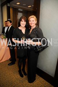 Mary Jo Coppolse,Debra Jean Overholt,March 22,2012,Tiffany and Co. Rubedo Reception,Kyle Samperton