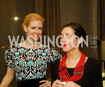 Jamie Bowersox,Rachel Cothran,March 22,2012,Tiffany and Co. Rubedo Reception,Kyle Samperton