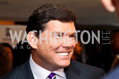 Bret Baier. Tiger Woods Luncheon. Photo by Tony Powell. Cafe Milano. May 21, 2012