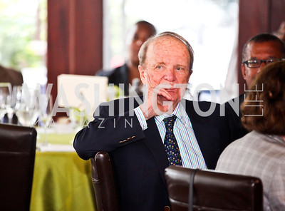 George Stevens. Tiger Woods Luncheon. Photo by Tony Powell. Cafe Milano. May 21, 2012
