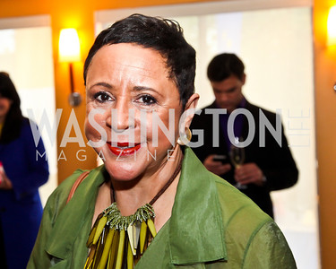 Sheila Johnson. Tiger Woods Luncheon. Photo by Tony Powell. Cafe Milano. May 21, 2012