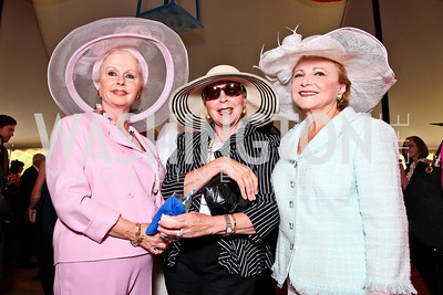 Judy Esfandiary, Gilan Corn, Mary Mochary. Trust for the National Mall 5th Anniversary Benefit Luncheon. Photo by Tony Powell. May 3, 2012