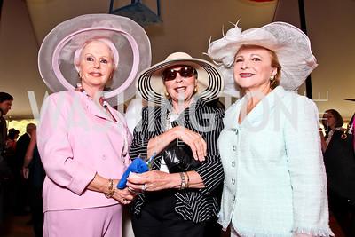 Judy Esfandiary, Gilan Corn, Mary Mochary. Trust for the National Mall 5th Anniversary Benefit Luncheon. Photo by Tony Powell. May 3, 2012