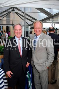Trevor Potter,Dana Westring,May 23,2012,Tudor  Place Garden Party,Kyle Samperton