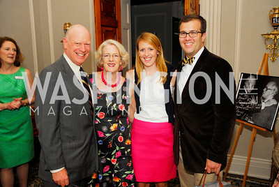 Knight Kiplinger,Ann Kiplinger,Daphne Kiplinger,Dave Steadman,May 23,2012,Tudor  Place Garden Party,Kyle Samperton