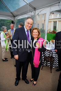Pat McCarthy,Bobbi Greene McCarthy,May 23,2012,Tudor  Place Garden Party,Kyle Samperton