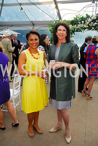 Kim Humphries,Susan Kasper,May 23,2012,Tudor  Place Garden Party,Kyle Samperton