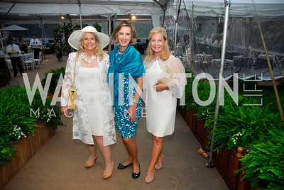 Barbara Hawthorn,Caroline Collins,Lisa Parker,May 23,2012,Tudor  Place Garden Party,Kyle Samperton