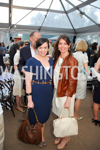 Amy Duke,Kerri Larkin.May 23,2012,Tudor  Place Garden Party,Kyle Samperton
