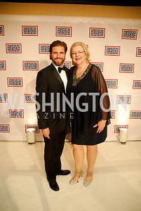 Stuart Martens,Cathy Martens,November 2,2012,USO Gala,Kyle Samperton