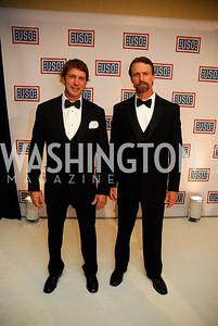 Scott Spooner,Tom Spooner,November 2,2012,USO Gala,Kyle Samperton