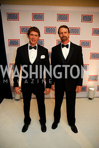 Scott Spooner,Tom Spooner,November 2,2012,USO Gala,Kyle Samperton